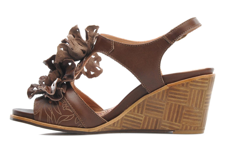 Sandalen Neosens Noah 229 braun ansicht von vorne