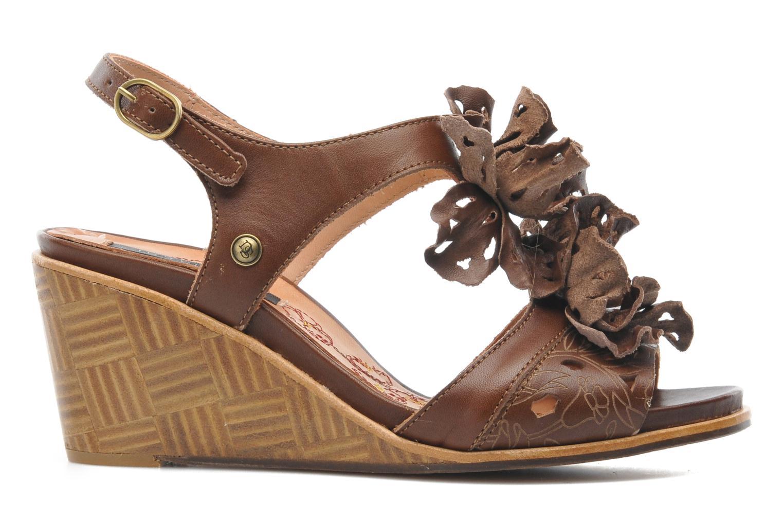 Sandalen Neosens Noah 229 braun ansicht von hinten