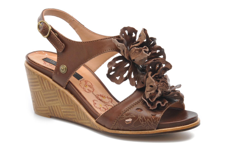 Sandales et nu-pieds Neosens Noah 229 Marron vue détail/paire