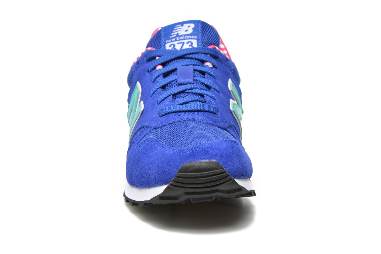Trainers New Balance WL373 Blue model view