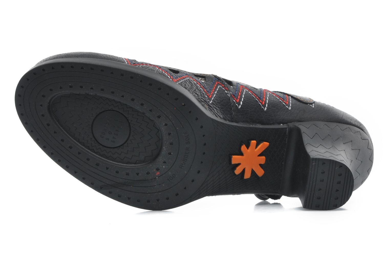 Zapatos de tacón Art Harlem 943 Negro vista de arriba