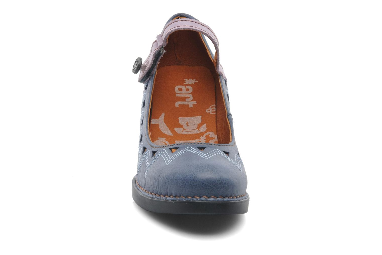 Pumps Art Harlem 943 Blå bild av skorna på