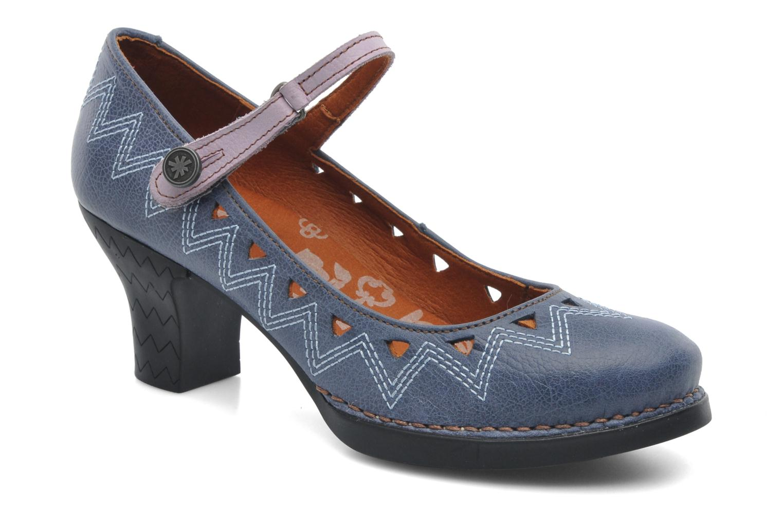 High heels Art Harlem 943 Blue detailed view/ Pair view