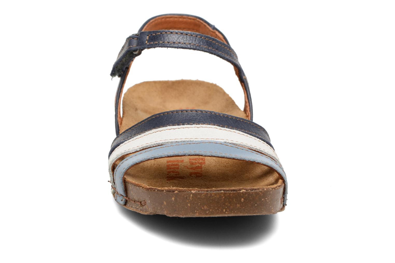 Sandals Art I Breathe 998 Blue model view