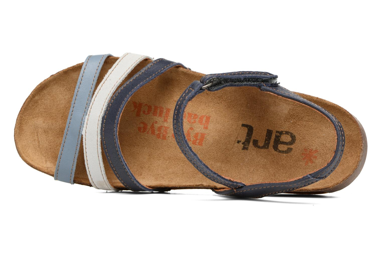 Sandaler Art I Breathe 998 Blå bild från vänster sidan