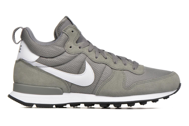 Trainers Nike Nike Internationalist Mid Grey back view