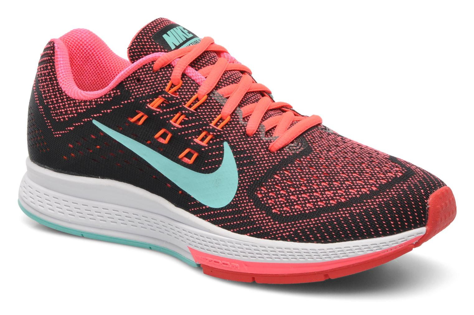 best sneakers 242d8 b54df ... Sport shoes Nike W Nike Air Zoom Structure 18 Pink detailed view Pair  view ...