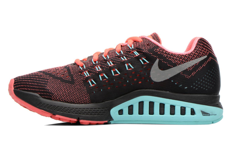 Sportschuhe Nike W Nike Air Zoom Structure 18 mehrfarbig ansicht von vorne
