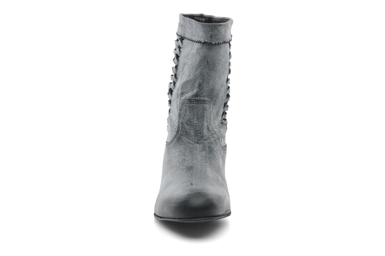 Bottines et boots Dkode Nadine Noir vue portées chaussures