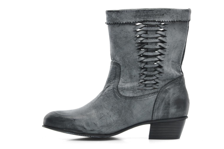 Bottines et boots Dkode Nadine Noir vue face