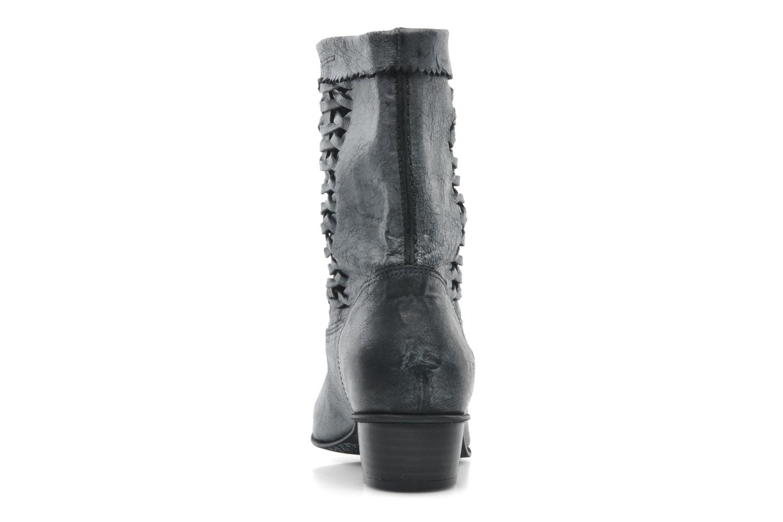 Bottines et boots Dkode Nadine Noir vue droite