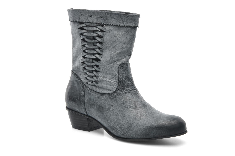 Bottines et boots Dkode Nadine Noir vue détail/paire