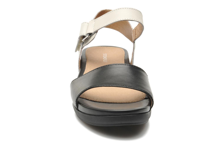Sandalen Stonefly Eve I schwarz schuhe getragen