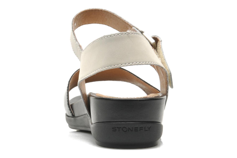 Sandales et nu-pieds Stonefly Eve I Noir vue droite