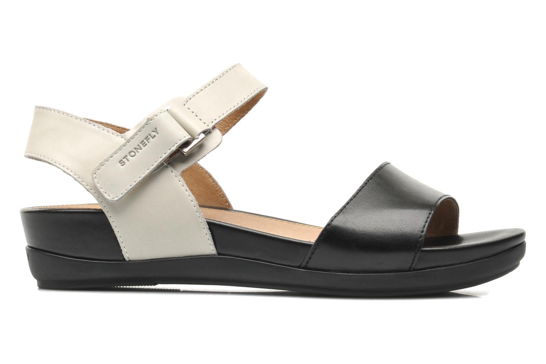 Sandales et nu-pieds Stonefly Eve I Noir vue derrière