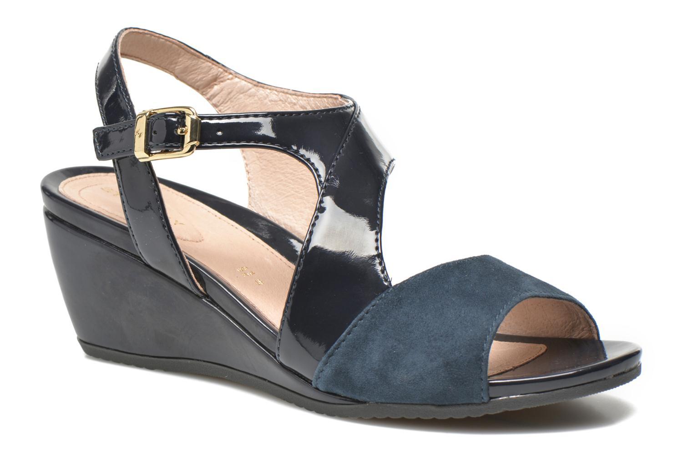 Sandaler Stonefly Sweet II 21 Blå detaljeret billede af skoene