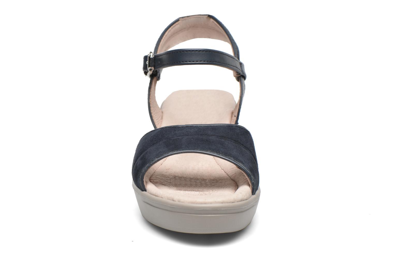 Sandales et nu-pieds Stonefly Tess 1 Bleu vue portées chaussures