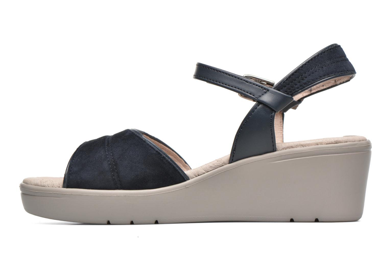 Sandales et nu-pieds Stonefly Tess 1 Bleu vue face