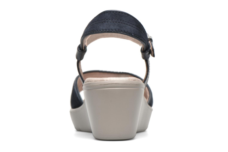 Sandales et nu-pieds Stonefly Tess 1 Bleu vue droite