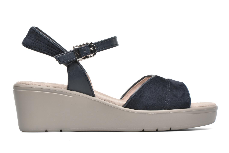 Sandales et nu-pieds Stonefly Tess 1 Bleu vue derrière