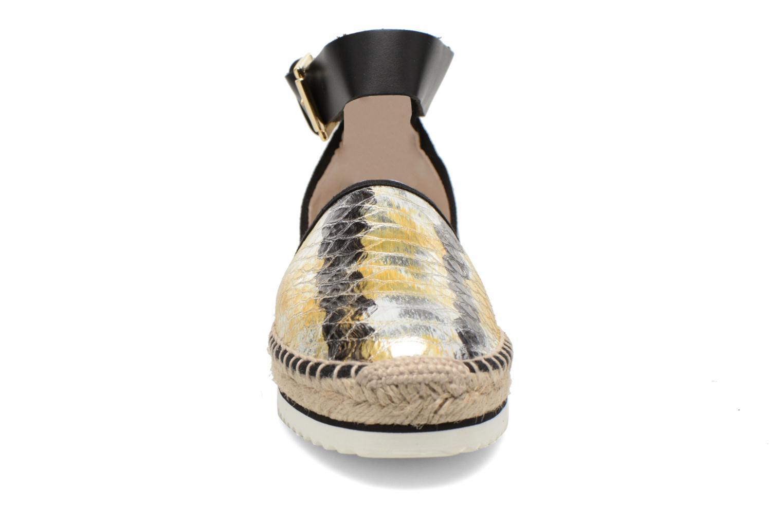Sandali e scarpe aperte Anaki Chica Multicolore modello indossato