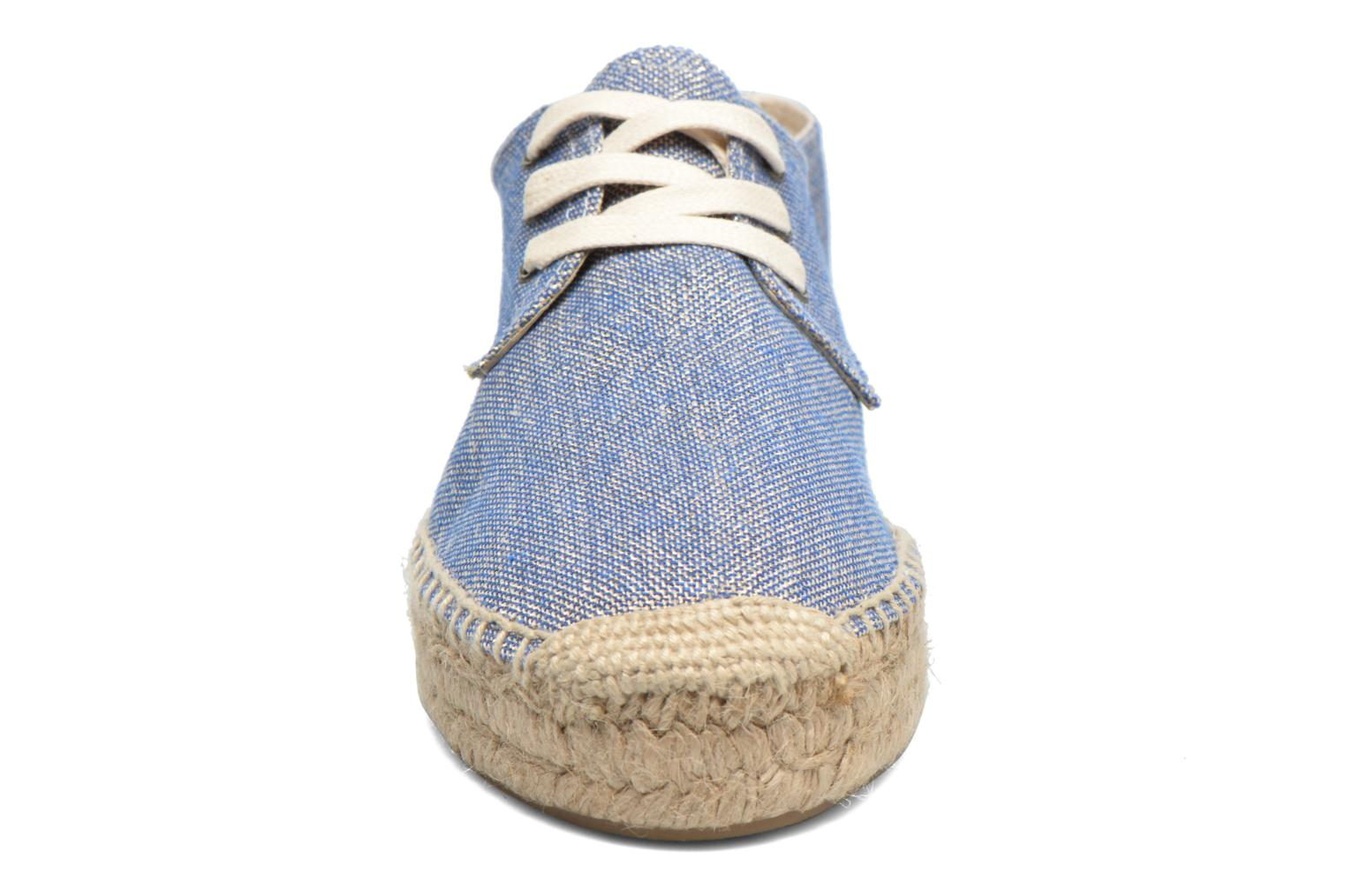 Lace-up shoes Anaki Sable Blue model view