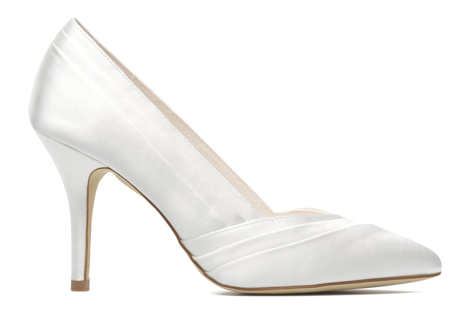 High heels Menbur Mare White back view