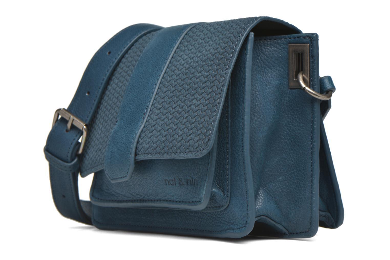 Handbags Nat & Nin Esther Blue model view