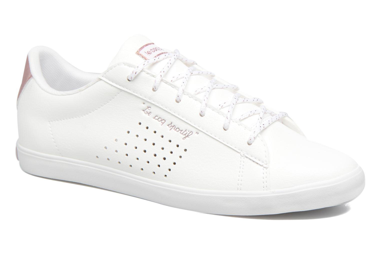 Agate LO S Optical White/Pale Mauve