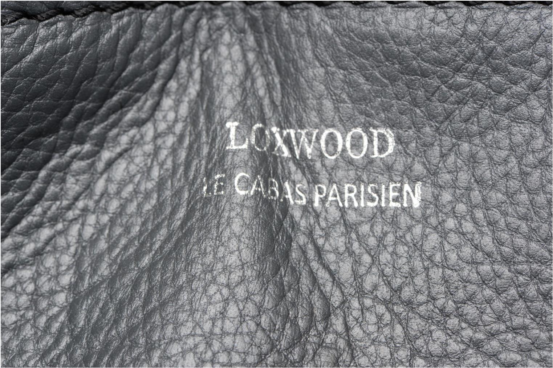 Sacs à main Loxwood Cabas Parisien GM Gris vue gauche