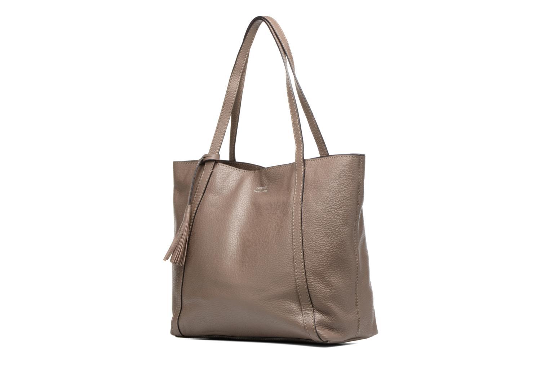 Handtaschen Loxwood Shopper Marilou beige schuhe getragen