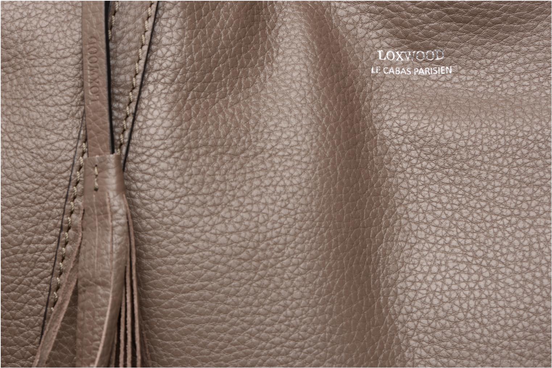 Handtaschen Loxwood Shopper Marilou beige ansicht von links