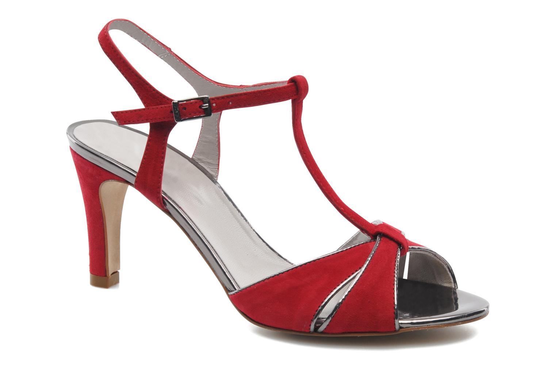 Descuento de la marca Perlato Parvine (Rojo) - Sandalias en Más cómodo