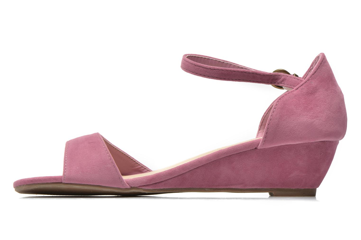 Sandals I Love Shoes Kivito Pink front view
