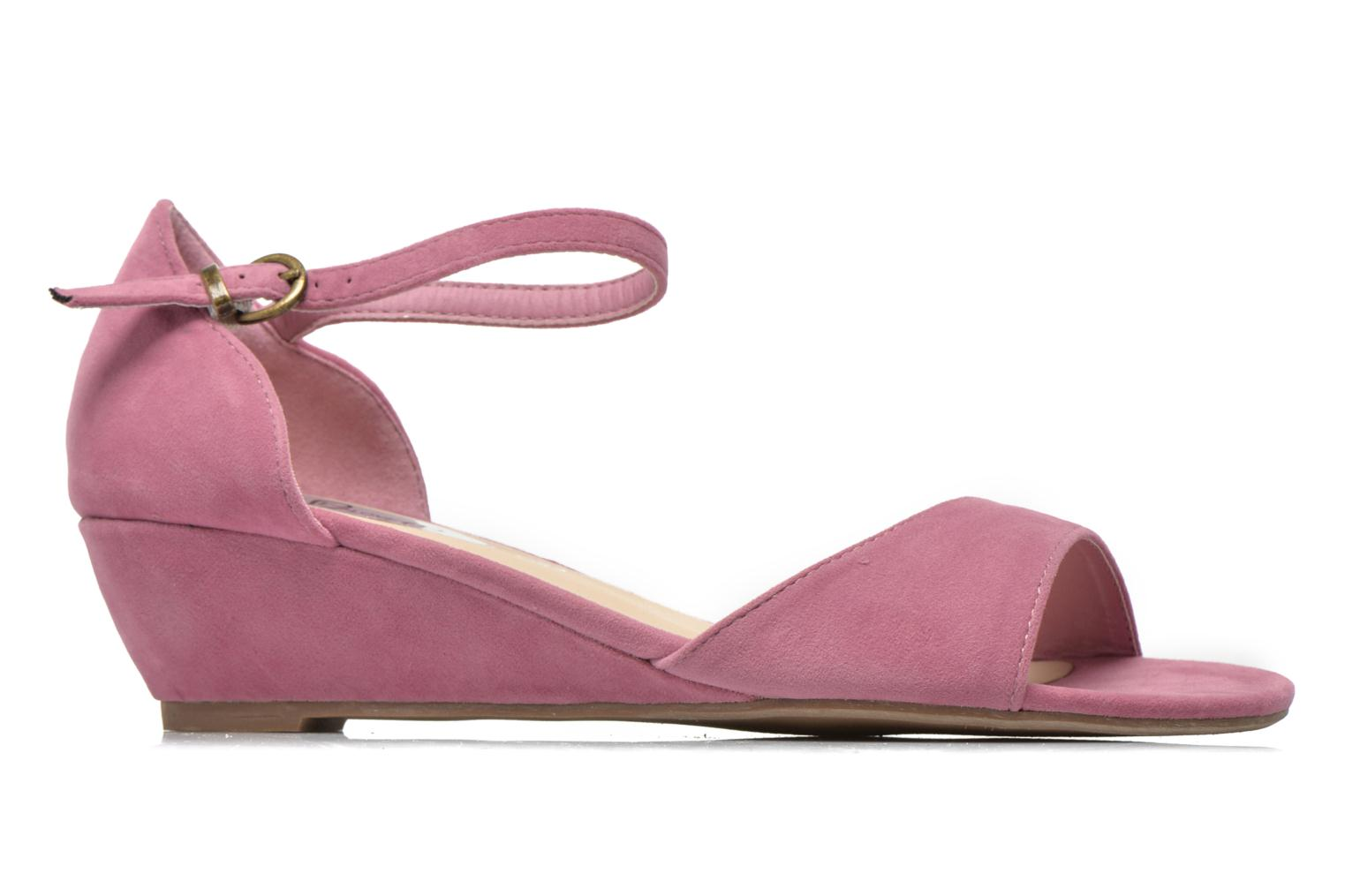 Sandals I Love Shoes Kivito Pink back view