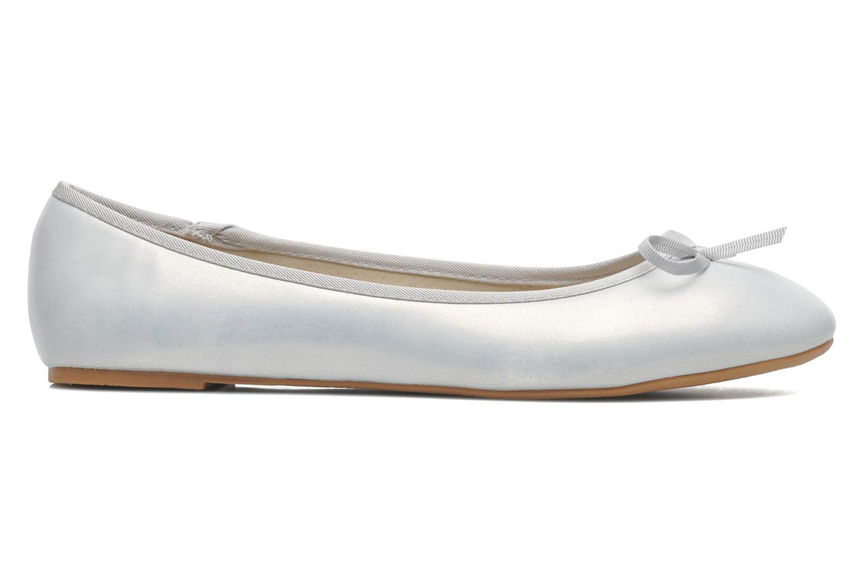 Ballerina's Elizabeth Stuart Castel 691 Zilver achterkant
