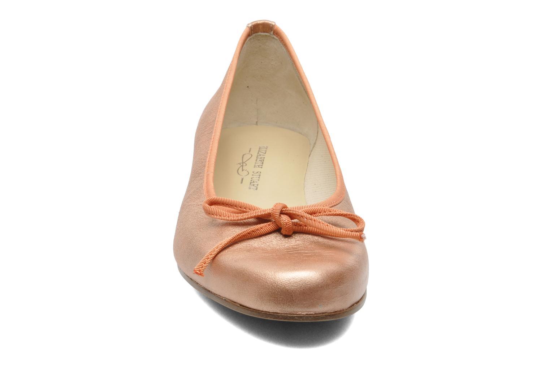 Ballerinas Elizabeth Stuart Josy 371 orange schuhe getragen