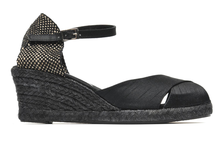 Sandales et nu-pieds Elizabeth Stuart Trento 604 Noir vue derrière