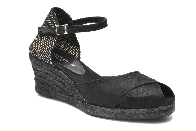 Sandales et nu-pieds Elizabeth Stuart Trento 604 Noir vue détail/paire