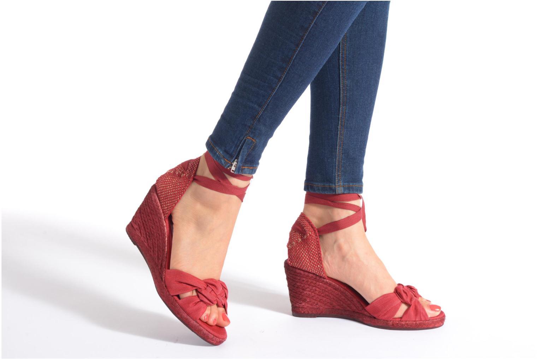 Sandali e scarpe aperte Elizabeth Stuart Riam 605 Nero immagine dal basso