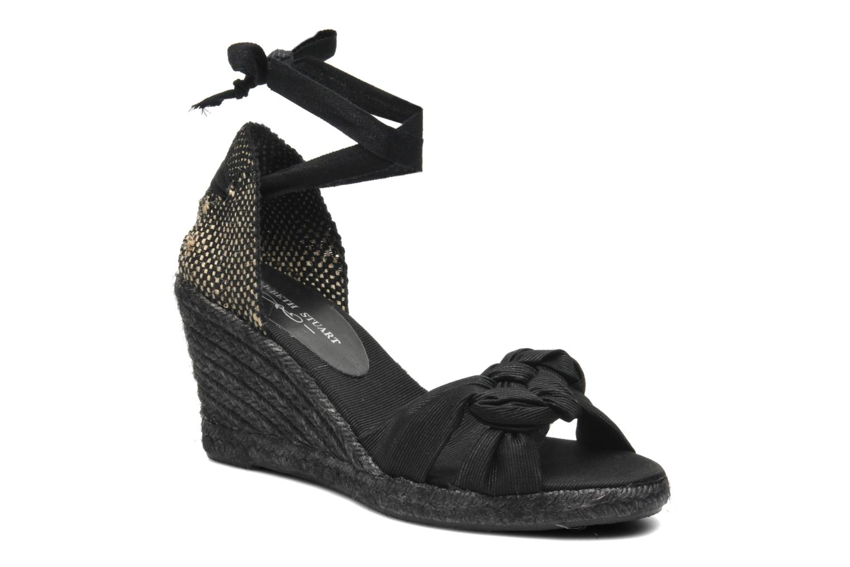 Sandaler Elizabeth Stuart Riam 605 Sort detaljeret billede af skoene