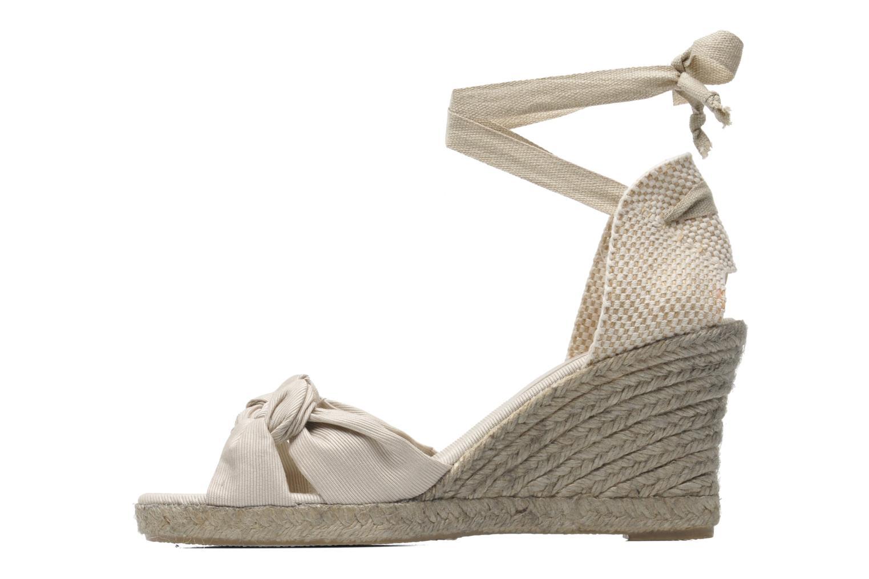 Sandali e scarpe aperte Elizabeth Stuart Riam 605 Beige immagine frontale