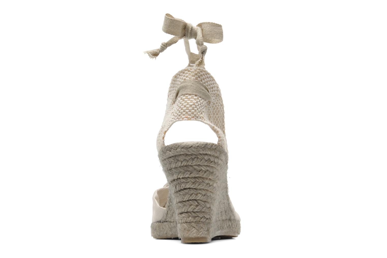 Sandali e scarpe aperte Elizabeth Stuart Riam 605 Beige immagine destra