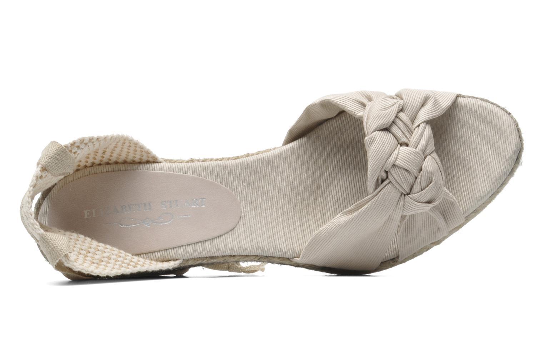 Sandali e scarpe aperte Elizabeth Stuart Riam 605 Beige immagine sinistra