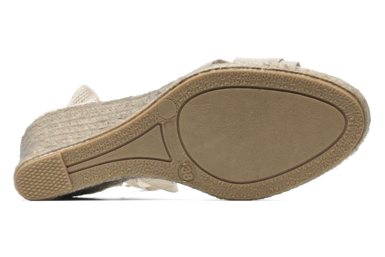 Sandali e scarpe aperte Elizabeth Stuart Riam 605 Beige immagine dall'alto