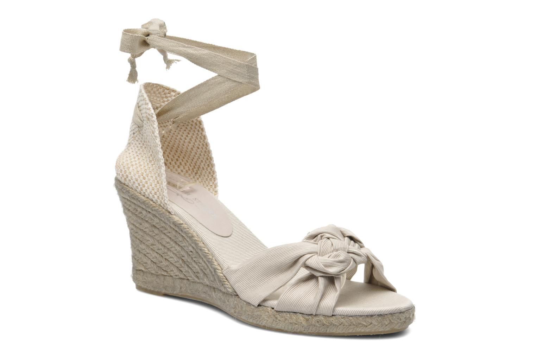 Sandales et nu-pieds Elizabeth Stuart Riam 605 Beige vue détail/paire