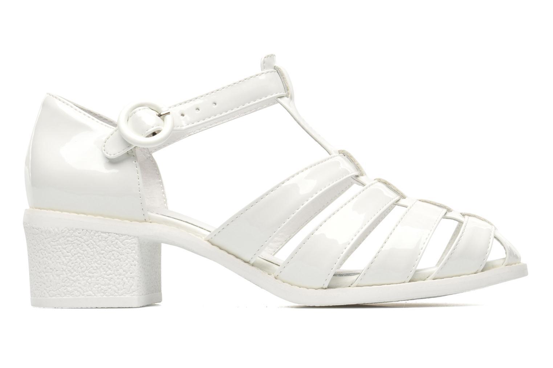 Sandales et nu-pieds Mellow Yellow Sadia Blanc vue derrière