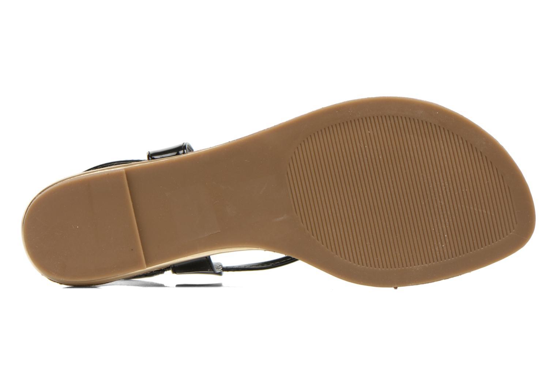 Sandales et nu-pieds Steve Madden Hamil Noir vue haut
