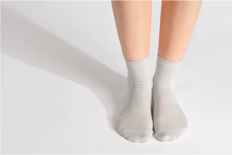 Socken & Strumpfhosen My Lovely Socks Jo grau ansicht von unten / tasche getragen