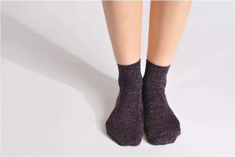 Socken & Strumpfhosen My Lovely Socks Jo rosa ansicht von unten / tasche getragen